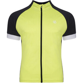 Dare 2b Protraction Jersey Men, fluro yellow/ebony grey/black